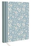 LifeDesign Notizbuch Trentino DIN A5 Skizzenbuch Tagebuch, 192 Seiten, creme blanko