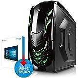 Kiebel 184249 Desktop-PC (Intel Core i5 6500, 8GB RAM, 1000GB HDD, NVIDIA GF GTX 960 4GB, Win 10 Home)