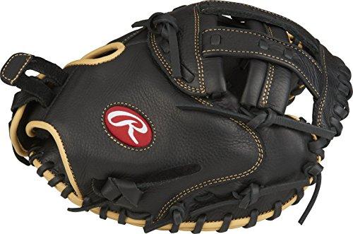 Rawlings Shut Out Softball Regular Modified Pro H Web 83,8cm Catcher 's Mitt