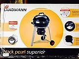 Landmann Kugelgrill Black Pearl Superior