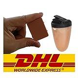 Microear GSM box Bug dispositivo mini mobile phone invisibile senza fili (beige box)