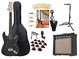 Rocktile Super Kit complet Kit guitare électrique (Ampli,...