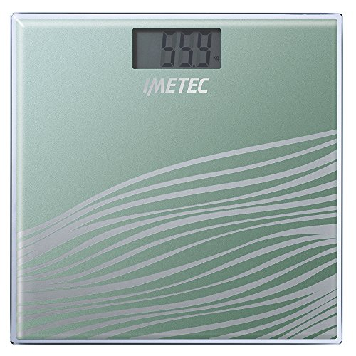Bilancia pesapersone Imetec BS4 500, verde