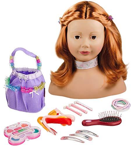 Götz Haarwerk roten Haaren