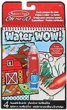 Melissa & Doug 19485 Wasser-Wow Punkte zum Bauernhaus Verbinden, Mehrfarben