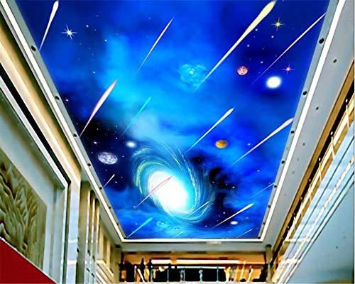 MuralXW Mode hohe Seidentapete hochauflösende Wohnzimmer Decke Wandmalerei Tapete Wandbild 3D-Tapete-280x200cm (Tauchen Rolex)