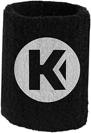 Kempa - - - Fascia tergisudore, lunga, 6 pezzi, Nero, M   Outlet Store Online    Primo nella sua classe  020e9a
