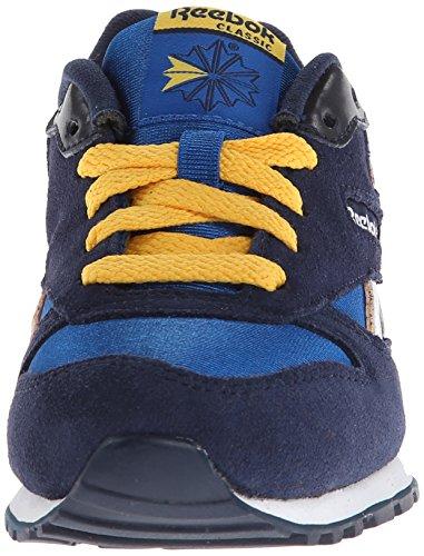Reebok Gl 2620 Classic Sneaker (piccolo capretto / bambino grande) Blue