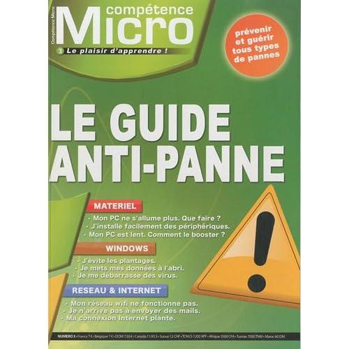 Le guide anti-panne
