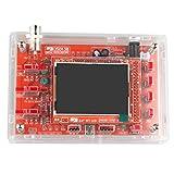 HALJIA DSO138 Portable 2.4' TFT Digital Oscilloscope DIY Kit w/ Acrylic Case For Arduino Raspberry Pi DIY etc