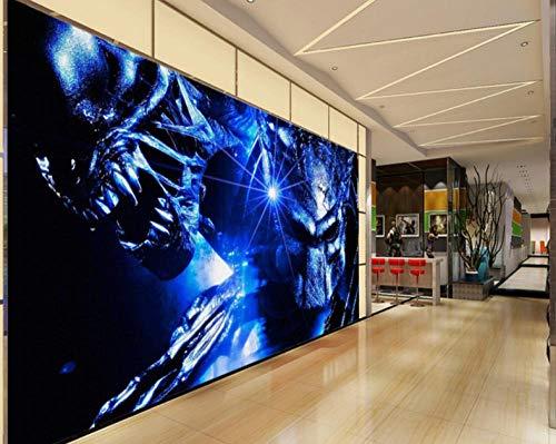 Internet Cafe Business (Kino Wallpaper 3D Wallpaper Internet Cafe Spielzimmer Schlafzimmer Hintergrund Wandbild Wandbild)