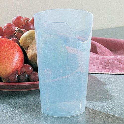 Vaso con corte para nariz (340 ml)