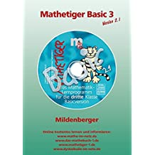 Mathetiger Basic 3, Version 2.1. Bayern