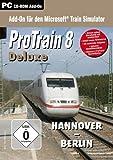 Train Simulator - ProTrain 8 Deluxe: Hannover - Berlin