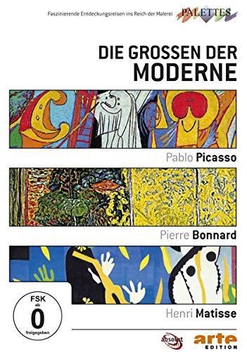 Preisvergleich Produktbild Die Großen der Moderne: Picasso / Bonnard / Matisse