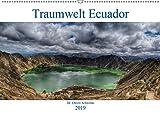 Traumwelt Ecuador (Wandkalender 2019 DIN A2 quer): Der Autor zeigt beeindruckende Bilder von Ecuadors Hochland, dem Nebelwald und den Galapagos-Inseln (Monatskalender, 14 Seiten ) (CALVENDO Orte) - Dr. Oliver Schwenn