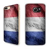 Handyhülle Flaggen Samsung Silikon Deutschland Frankreich Russland Türkei WM, Handy:Samsung Galaxy S8, Hüllendesign:Design 3 | Silikon Klar