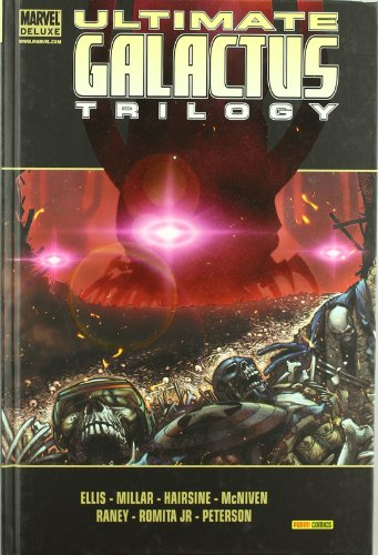 Ultimate Galactus Trilogy