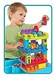 Mega Bloks FGV05 Buildand Learn Table