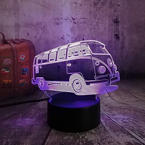 Farbwechsel Lava Nachtlicht Schlafzimmer Nachttischlampe Decor Kind Kind Weihnachten Halloween Spielzeug Geschenk ()