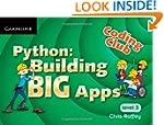 Coding Club Python: Building Big Apps...