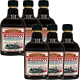 Mississippi Barbecue Sauce 'Sweet'n Spicy' 6 x 440ml (Grill-Sauce)