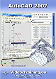 AutoCAD 2007 Video-Schulung: 8 Stunden Video-Training (245 Videos). Für Windows 98/ME/2000/XP/Vista