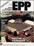 ECHO DE LA PRESSE ET DE LA PUBLICITE (L') [No 1359] du 30/04/1984 - SOMMAIRE - PRESSE - COLETTE - ECHOS PRESSE - CHAPELLE-DARBLAY LE SYNDICAT SE REBIFFE - PARUTION EN MAI DE RADIOS FM - MONTSOURIS LE REPRENEUR JEAN DIDIER FAVORI - NOUVEAU PROCEDE DE MISE EN PAGE INTEGRALE - CONCOURS DU MEILLEUR ARTICLE PRESSE SUR LA REGION NORD - PAS-DE-CALAIS - SORTIE DU MAGAZINE PHYSIC - NOUVELLE FORMULE POUR PRESSE ACTUALITE - COCKTAIL DE LA REVUE DU JEUNE MEDECIN - NOUVEAU BUREAU DU SYNDICAT DES QUOTIDIEN...