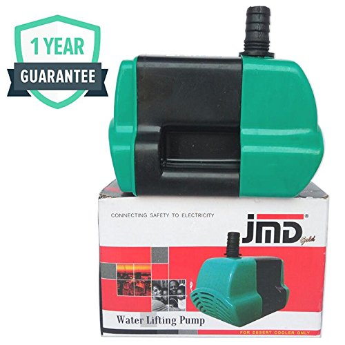 JMD GOLD | Water Lifting Submersible Pump | For Desert Air Cooler | Aquarium | Fountains |18W | 1.8 m  available at amazon for Rs.299