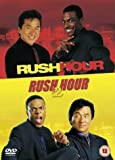 Rush Hour / Rush Hour 2 [1998] [DVD] (2004) Jackie Chan; Chris Tucker...