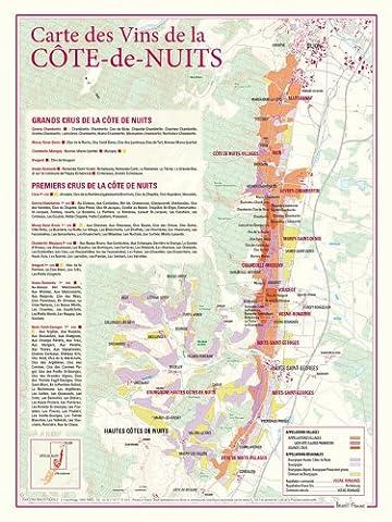 Carte des vins de La