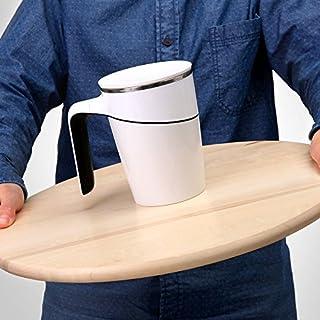 Non Spill Suction Mug RNIB (White)