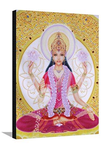 picture-of-lakshmi-goddess-of-wealth-and-consort-of-lord-vishnu-sitting-holding-lotus-flowers-ha-lei