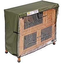 Scratch and Newton Chartwell double Hutch Hugger 153x65x123