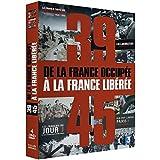 COFFRET 39-45 de la FRANCE OCCUPEE à la FRANCE LIBEREE (Bombardements, Collaborations, Les français du jour J, Libération de Paris) nouveauté 2014