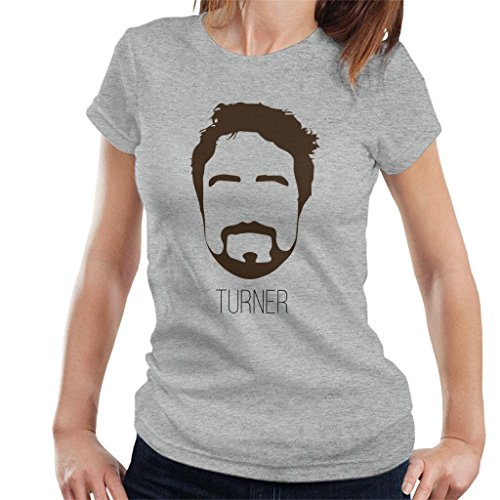 Frank Turner Music Icon Silhouette Women's T-Shirt