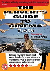 The Pervert's Guide To Cinema (REGION 0) (NTSC) [DVD]