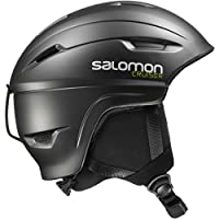 Salomon Cruiser Casco de esquí y Snowboard Unisex, Carcasa In-Mould, Interior de