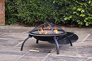 Gardeco Lucio Portable Fire Bowl