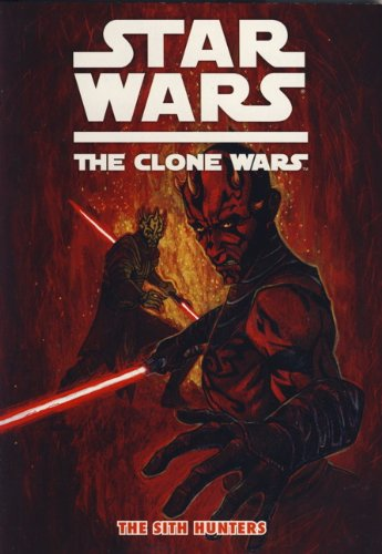 Star Wars - The Clone Wars  The Sith Hunters (Comic)