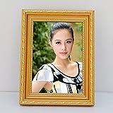 MiniWall Puro legno solido photo frame 56781012 pollici tavola oscillante 8K 4K parete pensili telaio supporta la personalizzazione di 6 pollici di telaio interno 10.2 * 15.2 pendolo oro pendenti