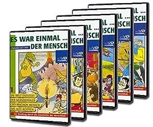 Es war einmal der Mensch - Teil 1-6 (6 DVDs): Amazon.de