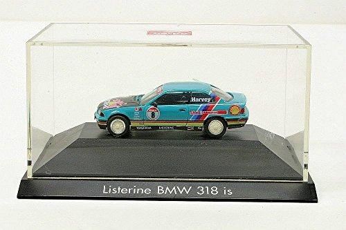 """Preisvergleich Produktbild Herpa BMW 318 is """"Listerine"""" 1:87"""