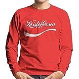 Photo de Kris Kristofferson Coke Logo Men's Sweatshirt par Coto7