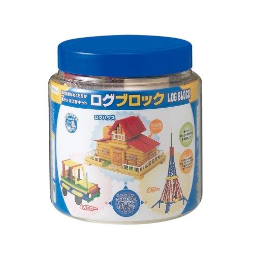 Log block (japan import)