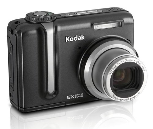 Kodak Easyshare 8 (Kodak EASYSHARE Z885 Digitalkamera (8 Megapixel, 5-Fach Opt. Zoom, 6,4 cm (2,5 Zoll) Display))
