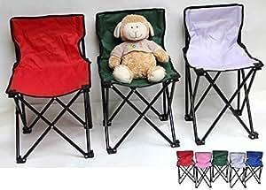 camping kinder klappstuhl faltstuhl gartenstuhl kinderstuhl campingstuhl 36 blau. Black Bedroom Furniture Sets. Home Design Ideas