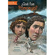 ?Qu? fue Pompeya? (Quien Fue? / Who Was?) (Spanish Edition) by Jim O Connor (2016-02-15)