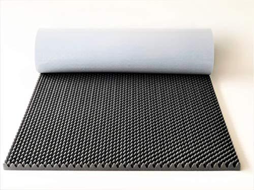 Akustikschaumstoff Noppenschaum selbstklebend 200x 100x 4cm Dämmung Schallabsorber