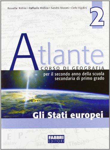 Atlante. Stati europei: 2